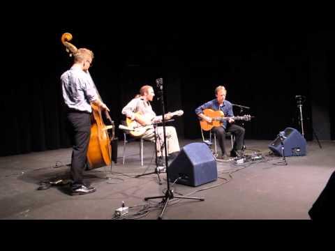 Marc Atkinson Trio live at the Vancouver International Jazz Festival