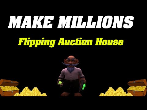 Legion: Make MILLIONS Flipping Materials