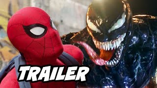 Download Spider-Man Far From Home Trailer - Venom Spider-Man Teaser Explained by Kevin Feige Video