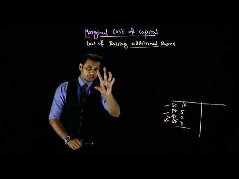 Marginal Cost Of Capital/ CS Professional