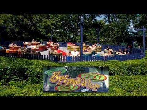 Canada's Wonderland Ride - Spinovator