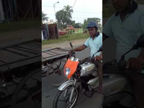Battery operated bike in kolkata