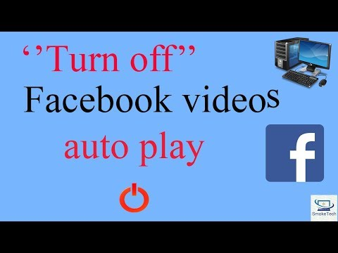 Smoketech lk : How to Stop Autoplay Videos on Facebook |||||Quick Trick||||