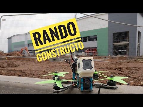 Rando Constructo // Freestyle Log #006