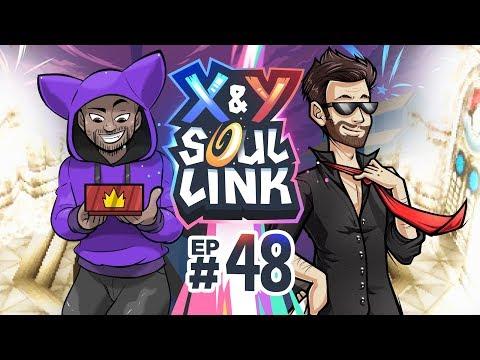 Pokémon X & Y Soul Link Randomized Nuzlocke w/ ShadyPenguinn - Ep 48