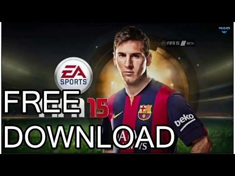 How to download FIFA 15 for free on PC! (Windows 7/8)