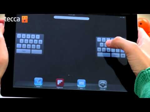 Just Show Me: How to split your iPad keyboard