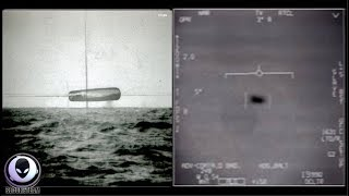NEWLY LEAKED 2004 Navy UFO Footage? 10/31/17