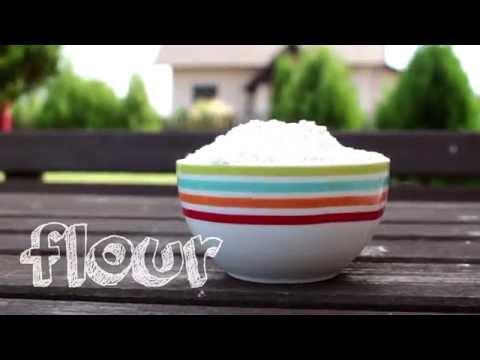 ♥ DIY ♥ Colorful Powders on Holi festival ♥