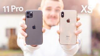 iPhone XS vs iPhone 11 Pro !