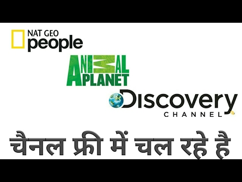 Discovery & Net Geo, Animal Planet Free to Air