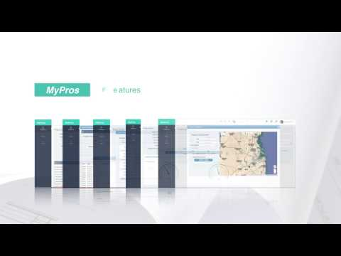 MyPros - GIS Embedded Project Management Solution for all Locational  Projects