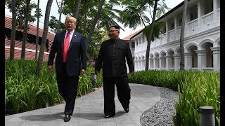 Trump: Kim and I can get it done