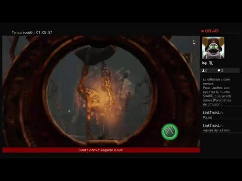Uncharted 3 : La malédiction de Drake (début: la citadelle, fin du chapitre)