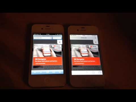 iPhone 4S iOS 6.1.3 vs iOS 9.2