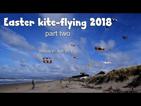 Easter kite-flying 2018 part two
