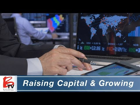 Focusing On Raising Capital & Growing