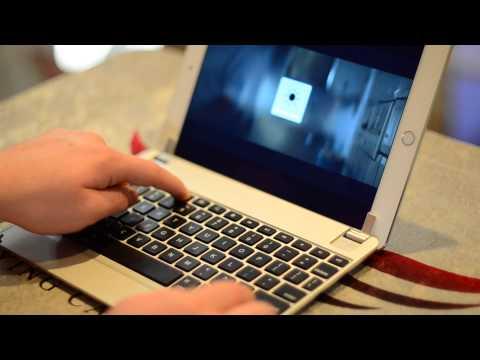 Brydge Air Review - Keyboard for iPad Air & Air 2