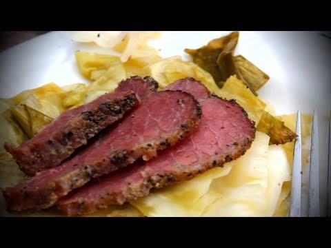 What Is Corned Beef Brisket - GrateTV