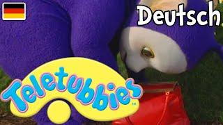 Teletubbies auf Deutsch - Deliah packt eine Reisetasche