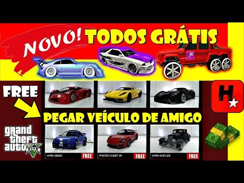 GTA 5 Online GLITCH *VEÍCULOS GRÁTIS*TODOS CARROS DE GRAÇA! Any Car Free (GTA V Money Glitch) GCT2