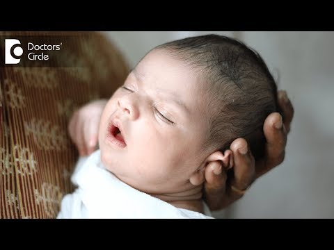 Management of flu and coughing in infants - Dr. Varsha Saxena