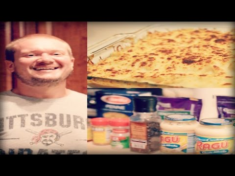 How To Make Baked Shrimp Alfredo!   Cooking With Matty.