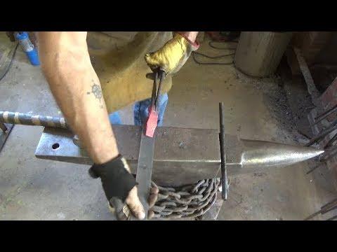 Blacksmithing - Smoking Fingers