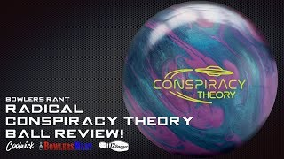 Radical Conspiracy Theory Ball Review!