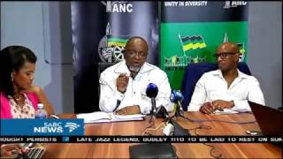 Gwede Mantashe on calls for President Zuma to step down