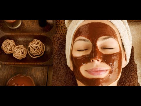 CHOCOLATE FACE MASK FOR YOUTHFUL AND GLOWING SKIN