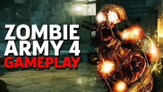 Zombie Army 4: Dead War - Ambush Gameplay   E3 2019