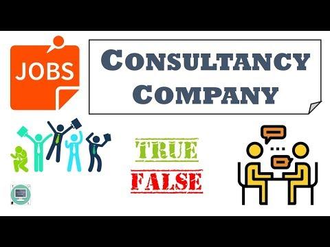 Job Consultancy Companies Is TRUE or FAKE ?