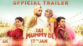 Jai Mummy Di Official Trailer | Sunny Singh, Sonnalli Seygall, Supriya Pathak, Poonam Dhillon