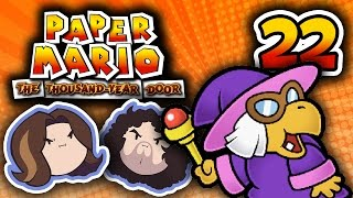 Paper Mario TTYD: Coughin' Kammy Koopa - PART 22 - Game Grumps
