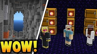 HE Can SEE Us RAIDING!! | Minecraft FACTIONS #546 - PakVim