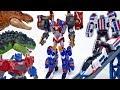 Robot Trains Are In Danger Go Tobot V Power Train ToyMartTV