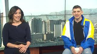 Comedian Andrew Schulz brings the laughs to Las Vegas