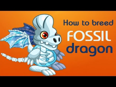 How To Breed Fossil Dragon In Dragon City