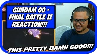 Gundam 00 | Final Battle II | Special Movie Edition REACTION!!!