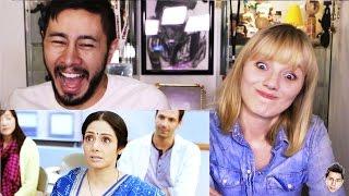 ENGLISH VINGLISH reaction review by Jaby & Seri!
