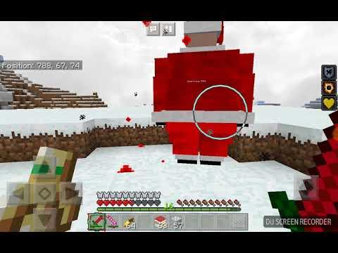 Special Christmas video! - EVIL SANTA BOSS fight!!!!!!!!