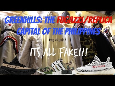 Fake YEEZYS, Fake Fear of God, Fake BAPE NMD, Fake SUPREME, Fake OFF WHITE