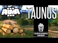 WELCOME TO TAUNUS ► NEW ArmA 3 Satellite Map Made Using X-CAM! #ArmachinimaAwards