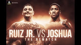 Download ANDY RUIZ JR vs ANTHONY JOSHUA II | The Rematch #Boxing Video