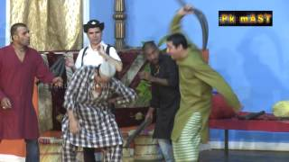 Best of Zafri Khan and Iftekhar Thakur Stage Drama Full Comedy Clip   Pk Mast