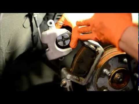 NC Miata Brake Pad, Rotor and Stainless Brake Line Change, How to