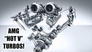 """Mercedes Clever Turbo Engine - """"Hot Inside V"""""""