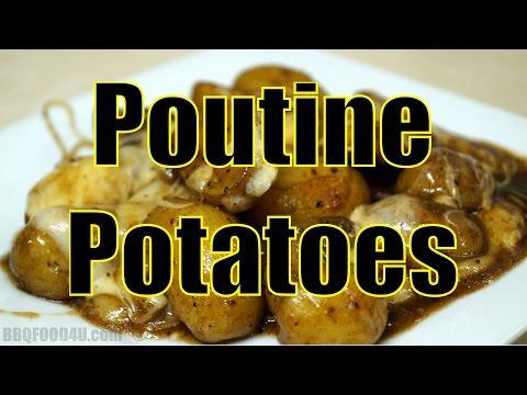 Poutine Potato Recipe - BBQFOOD4U