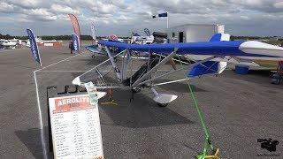 Kolb Mark III Extra Experimental Light Sport Aircraft from
